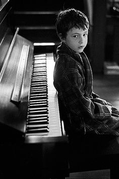Piano Portrait by Bud Green, via Flickr