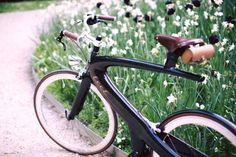 Vélos Opus Wood & Opus Carbone par ECCE Cycles - Journal du Design