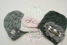 Kids baby knitted woolen beanies supplier in Australia. Handmade business supplier.
