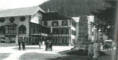 Foto (1930) - Grand Hotel des Alpes - #Madonnadicampiglio