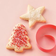 Sugar Cookie Recipes from Taste of Home, including Best Sour Cream Sugar Cookies Recipe