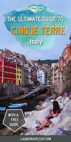 Cinque Terre is a UNESCO world heritage site in Italy. Known for its 5 picturesque villages, rugged cliff, and ocean. Here's a guide for you: Italy Travel Tips, Travel Destinations, Travel Europe, Travel Packing, European Travel, Cinque Terre Italy, Italy Vacation, Italy Trip, Asia