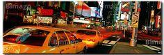 Tableau L'embouteillage dans le centre de New York