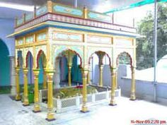 Beautiful renovation dne at Qazi Hammiduddin nagori (r.a.) mazaar in Delhi at Dargaah Qutub Sahaab (r. a.)
