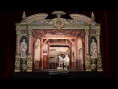 Burgtheater ein Papiertheater - YouTube