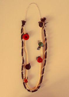Rita Hayworth necklace