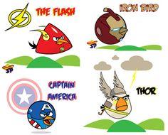 Angry Avengers