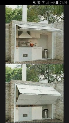 26 Super Cool Outdoor Bars For Your Home outdoor bar ideas diy, outdoor bar idea. - 26 Super Cool Outdoor Bars For Your Home outdoor bar ideas diy, outdoor bar ideas, outdoor bar idea - Modern Outdoor Kitchen, Outdoor Kitchen Bars, Backyard Kitchen, Backyard Patio, Outdoor Spaces, Outdoor Living, Outdoor Decor, Outdoor Ideas, Outdoor Bars