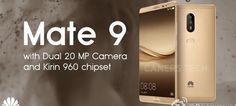 Huawei Mate 9 Pressebild aufgetaucht