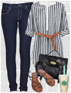 LOVE this outfit with boots instead of sandals :) and I love that shirt! I think I'm becoming obsessed with clothes. Haha