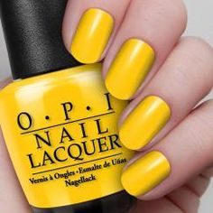 OPI | Need Sunglasses | Hand Swatch