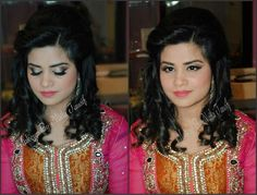 Makeup by Naila tausif Party Makeup, Most Beautiful, Sari, Women, Fashion, Saree, Moda, Festival Makeup, Fashion Styles