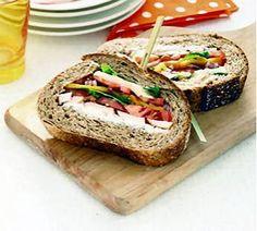 Zomers Gevuld Brood Recipe on Yummly