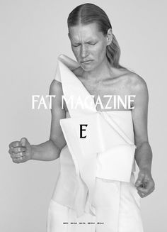 Fat Magazine Spring 2016 Covers (Fat Magazine)