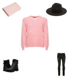 """""""Untitled #2"""" by rhys-1 on Polyvore featuring Emanuel Ungaro, Timberland, Topman and Études"""