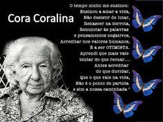 BLOG DA PROFESSORA FLOR: Momento de Poesia - Cora Coralina