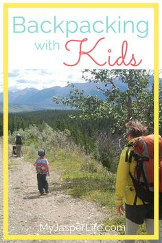 Looking for tips and suggesstions to make the most of a family backcountry camping trip? Then check out this post for an extensive overview of considerations when taking kids into the backcountry.