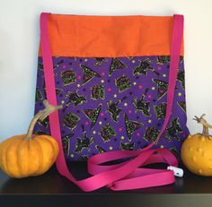 Trick or Treat Bag by justincasegifts on Etsy