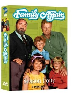 Good TV! Oh my goodness! I loved Family Affair! Mr French, Sissy, Buffy, and Jody! not to mention, Ms. Beasley!