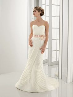 Mori Lee Blu Wedding Dress