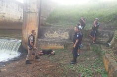 #News  Homem cai na Lagoa da Pampulha, é sugado por vertedouro e sobrevive