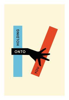 Twenty One Pilots Holding Onto You Poster