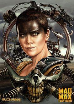 Mad Max - Imperator Furiosa by Ruiz Burgos