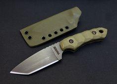 Deimos model , handmade knife