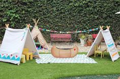 Cowboys and Indians Birthday Party Ideas | Photo 15 of 26 | Catch My Party