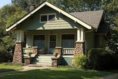 love a craftsman style home