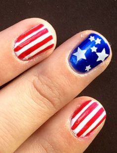 It's Election Day! 9 Amazing Patriotic Nails