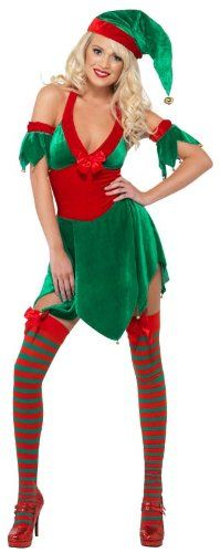 Sexy elves costumes