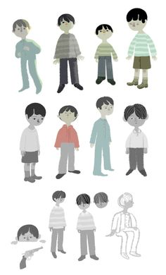 Oren Haskins on http://www.cartoonbrew.com/