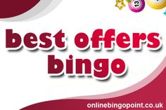 One of the sheer benefits of choosing to play online version of the bingo is the opportunity to grab a myriad of offers. Best offers bingo consist of a wide range of bonuses and promotional offers to entice new players and retain the existing ones.