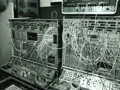 modulars synthesizers pinterest music studios. Black Bedroom Furniture Sets. Home Design Ideas