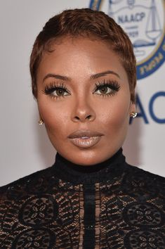 Eva Marcille Photos - Actress Eva Marcille attends the 47th NAACP Image Awards presented by TV One at Pasadena Civic Auditorium…