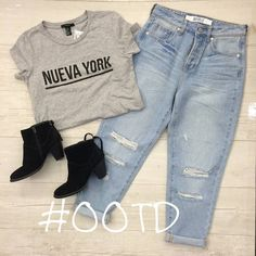 fcff8cbd18d43 Jump into spring in this casual chic  ootd from Harwood Heights! Did we  mention