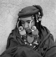 West Africa, North Africa, Black And White Face, Tribal Belly Dance, Tribal Jewelry, Tribal Art, My People, Art History, Beautiful People