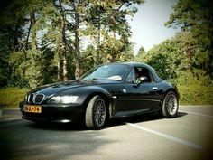 BMW Z3 with hard top