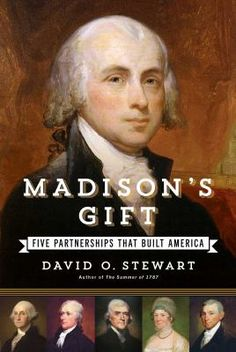 David O. Stewart restores James Madison to his proper place as the most significant framer of the new nation. Madison cared more about achieving results than taking the credit. To reach his lifelong goal of a self-governing constitutional republic, he blended his talents with those of key partners. It was his final partnership that allowed Madison to escape his natural shyness and reach the greatest heights. Dolley was the woman he married in middle age and who presided over him.
