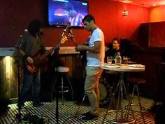 ▶ Poizé Trio - Cover Diamonds On The Inside (Ben Harper) - YouTube