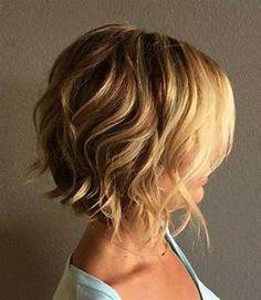 35+ New Short Bob Haircuts | Bob Hairstyles 2017 - Short Hairstyles for Women