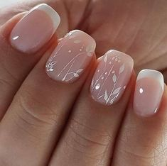 31 Gorgeous Light Nude Nails Design for This Season - Nail Idea 18 ❣️𝓖𝓸𝓻𝓰𝓮𝓸𝓾𝓼 𝓝𝓾𝓭𝓮 𝓛𝓲𝓰𝓱𝓽 𝓝𝓪𝓲𝓵𝓼 💖 💖 💖 💖 💖 💖 💖 💖 💖 💖 Everythings about Nude Light Nails ! Bride Nails, Wedding Nails, Winter Nails, Spring Nails, Popular Nail Art, Bridal Nail Art, Light Nails, Super Nails, Trendy Nails