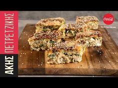 Σουφλέ με κοτόπουλο και σπανάκι | Άκης Πετρετζίκης - YouTube