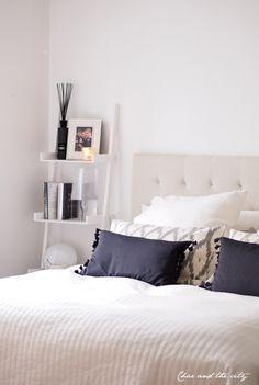 Bedroom: http://divaaniblogit.fi/charandthecity/2013/11/20/tikattu-sangynpaaty/