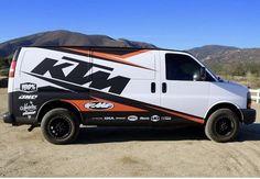 Moto Van
