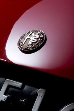 'It's just so fantastic to drive and makes such a distinctive sound . Alfa Romeo Logo, Alfa Romeo Cars, Alfa Romeo Spider, Lamborghini Miura, Car Colors, Hood Ornaments, Car Detailing, Maserati, Cars And Motorcycles