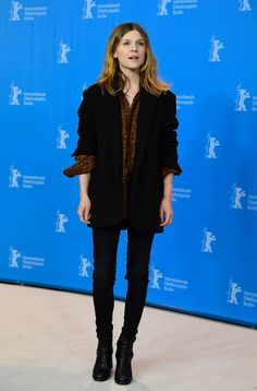 Clemence Poesy Photos Photos - 'Final Portrait' Photo Call - 67th Berlinale International Film Festival - Zimbio