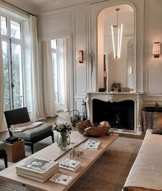 white and simple home decor #style