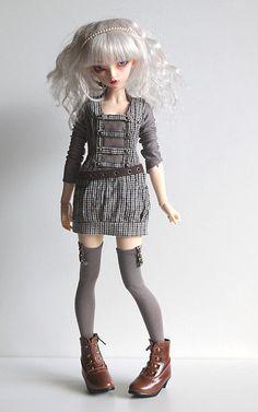 Outfit on Minifee   Flickr - Estelle